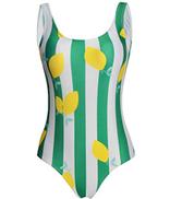 YOJDTD Swimwear swimsuit ladies one-piece bikini, greenL