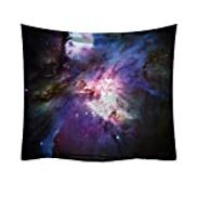CHENGZ Fashion Tapestry Planet Universe Pattern Style Decorative Tapestry Home Decor