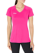 ASICS Set jersey, Pink Glow, Medium