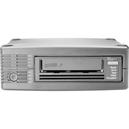 HPE StorageWorks LTO 7 Ultrium 15000 SAS External Tape Drive, STANDALONE - BB874A