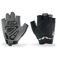 Glovejia CS-STCycling Gloves Cycling Glove Bicycle Glove for Summer Ceremony Breathable Shock Absorption Non Slip Cycle Glove Unisex Sports Gloves sports gloves men Color : Black, Size : Medium