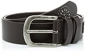 Lee Women's Studded Belt, brown, M