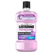 Listerine Mouthwash Total Care Zero 500ml