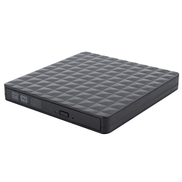 Qioni USB2.0 USB3.0 Portable ABS External Optical Drive Optical Drive, for Linx OS X 10
