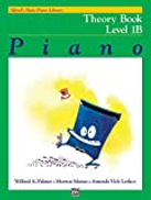 Alfred Music Alfred's Basic Piano Library Theory, Bk 1b