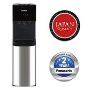 Panasonic 3 Tap Bottom Loading Water Dispenser, Black Silver - SDMWD3438BG, 1 Year Warranty SDMWD3438BG WD3438BG