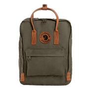 Fjallraven Fjllrven unisex backpack Knken No. 2, green Green, 38 x 27 x 13cm, 16 liters, F23565-620