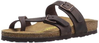 Birkenstock Mayari Women's Classic Sandal Brown, Size:42
