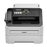 Brother بيزنيس Monochrome Laser Fax built handset FAX 2950