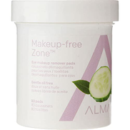 Almay Eye Makeup Remover Pads, Oil Free, Pack Of 280 pads each