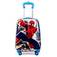 Other 18 Inch Lightweight School Trolley Bag with Spiderman Printed