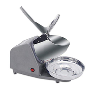 Atten Electric Dual Blades Ice Crusher Shaver Snow Cone Maker Machine Commerical Use