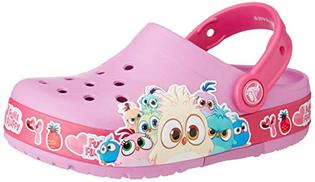 Crocs FunLab Girls Clogs & Mules, Multicolour Violet 508, 12 UK 30  EU,205510-508 price in Dubai, UAE | Compare Prices