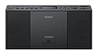 Sony mp3 CD Radio player ZS-PE60, USB, black ZSPE60 PE60