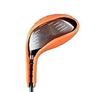 غطاء رأس نادي الغولف MBBD ، واقي رأس جديد قابل للغسل ، سهل الاستخدام وسهل الحمل رقم 1 غطاء رأس خشبي برتقالي أزرق رمادي مسحوق أبيض ، عبوة واحدة حقيبة نادي الغولف ، كرة جولف
