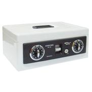 Eagle SC-300 Cash Box, H155 x W366 D249 mm, White