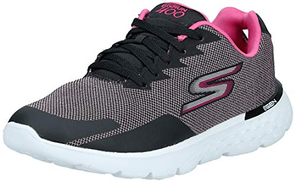 Skechers Go Run 400, Womens Road Running Shoes, Multicolour, 3 UK 36 EU