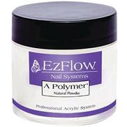EzFlow EZ Flow A Polymer False Nails Natural 8 Ounce, Pack of 1