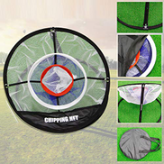 DT Golf Chipping Net Perfect Touch Practice Net Pop Up Golf Net for Indoor Outdoor Training Golf Practice Net for Training Practice Indoor Outdoor