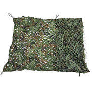 WY-Net Shade Cloth Shading Net Oxford Cloth Waterproof Sunscreen Indoor Suspension Shadow Cover Nylon Mesh, 14 Sizes,customizable Color : Jungle green, Size : 2m X 3m 6.5 X 9.8ft