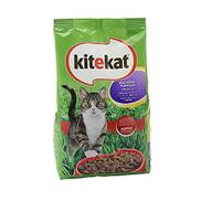 Kite Kat Kitekat Mackerel Flavour Dry Cat Food Adult 1.4kg