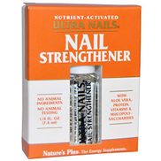 Nature's Plus, Ultra Nails, Nail Strengthener, 1 4 fl oz 7.4 ml