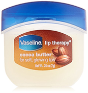 Vaseline Lip Therapy Cocoa Butter.25 oz Pack of 3