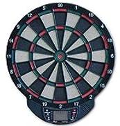 Garlando Electrnic Dartboard - 6 Darts