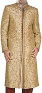 INMONARCH Mens Sherwani For Groom Burlywood Sherwani Designer burlywood SH0199R54