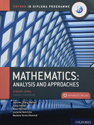 Lorraine Heinrichs Oxford IB Diploma Programme: Mathematics: analysis and approaches, Higher Level, Print Enhanced Online Course Book Pack