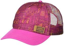 قبعة سائق شاحنة KAVU Merida للسيدات قابلة للتعديل بخمسة لوحات