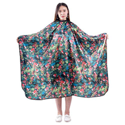 Rachael Hairdressing Capes Barber Shop Haircut Perm Hair Shawl Print Does Not Fall Color Large Neckline Cape Suitable For Adults And Children 170 * 150cm,1piece