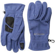 Columbia Women's Thermarator Gloves, Bluebell, X-Large