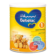 Bebelac 1 from 0-6months 400g