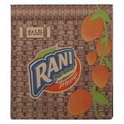 Rani Mango Fruit Juice in Pet Bottle, 6 x 1.5 Litre