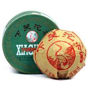 شاي Puerh Tea Shimonoseki Tea Factory 2014 صندوق أخضر شاي أيورفيدا شاي بوير 100 جرام صندوق 5 مجموعة صندوق إجمالي 500 جرام 2014100 5500 جرام