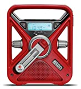 Eton The American Red Cross FRX3 Emergency Weather Radio with Smartphone Charger, ARCFRX3 WXR