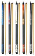 Billiard Depot Set of 5 Pool Cues New 58