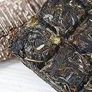 Puerh Tea 2017 Shimonoseki Dao Xue Shan Shang Pin Jin Si Fang Zhu Pu'er Raw Tea Brick Tea 100g box 5 box pack Total 500G 2017 100 5 500G