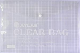 Document Bag Clear F S