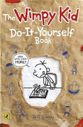Jeff Kinney Diary of a Wimpy Kid: Do-It-Yourself Book (Diary Kid) [Paperback]