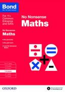 Oxford University Press Bond: Maths: No Nonsense: 7-8 years