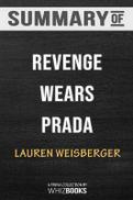 Whizbooks Summary of Revenge Wears Prada: The Devil Returns: Trivia Quiz for Fans