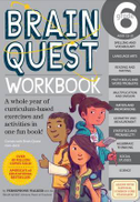 Persephone Walker Brain Quest Grade 6 Workbook by Lisa Trumbauer - Paperback