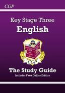 CGP Books KS3 English Study Guide