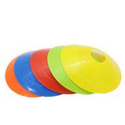 Dorsa Training Agility Cones, 50 pieces- Mix Color