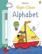 Usborne Books Wipe Clean Alphabet