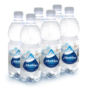 MonViso Still Natural Mineral Water 6 x 0 5L
