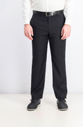 Ralph Lauren Men Solid Pants, Black
