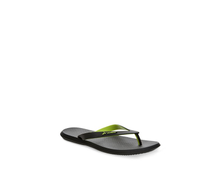 Rider Men's R1 Slippers, Black Yellow Green